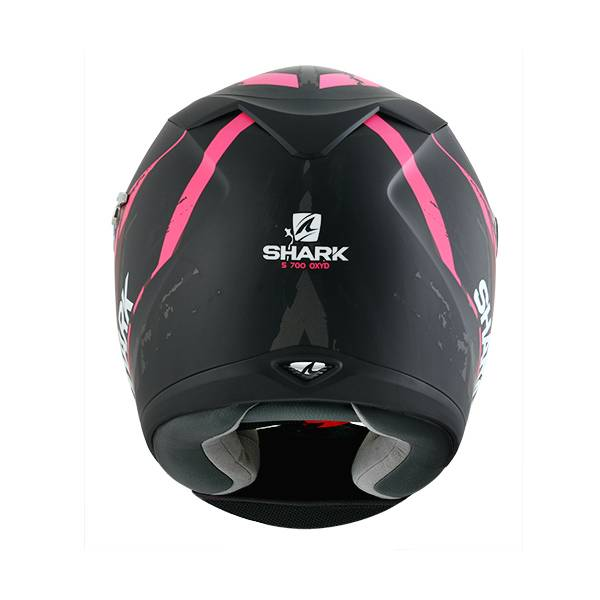 Test casque moto shark s700