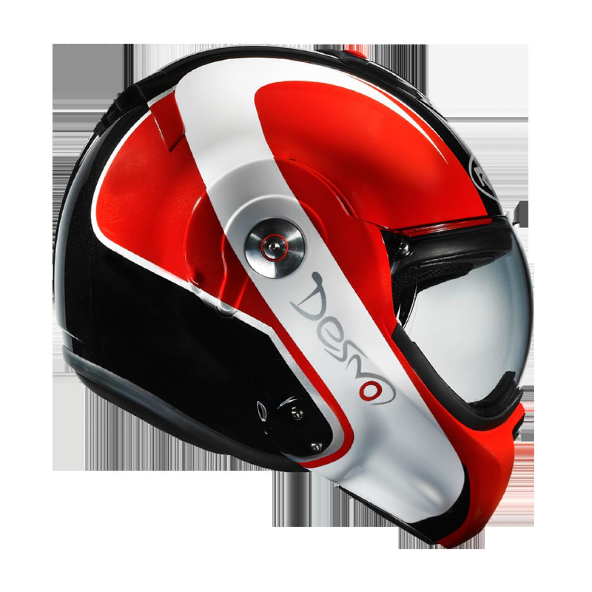 Casque moto modulable boxer