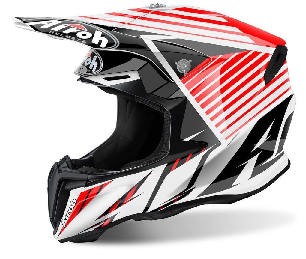 Casque motocross airoh terminator