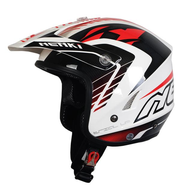 Casque moto cross helmet