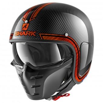 Casque moto shark union jack