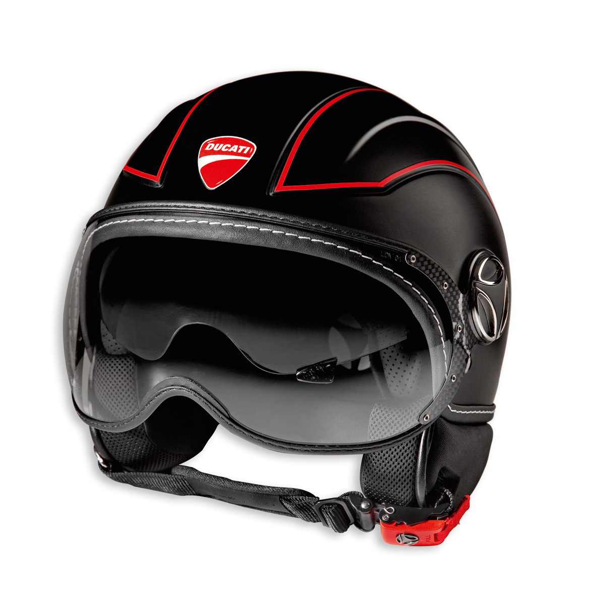 Casque Moto Ducati Jet Auto Moto Et Pièce Auto