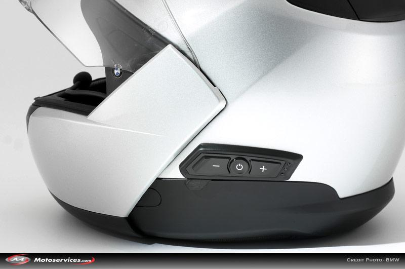 Casque Moto Avec Micro Intégré Auto Moto Et Pièce Auto