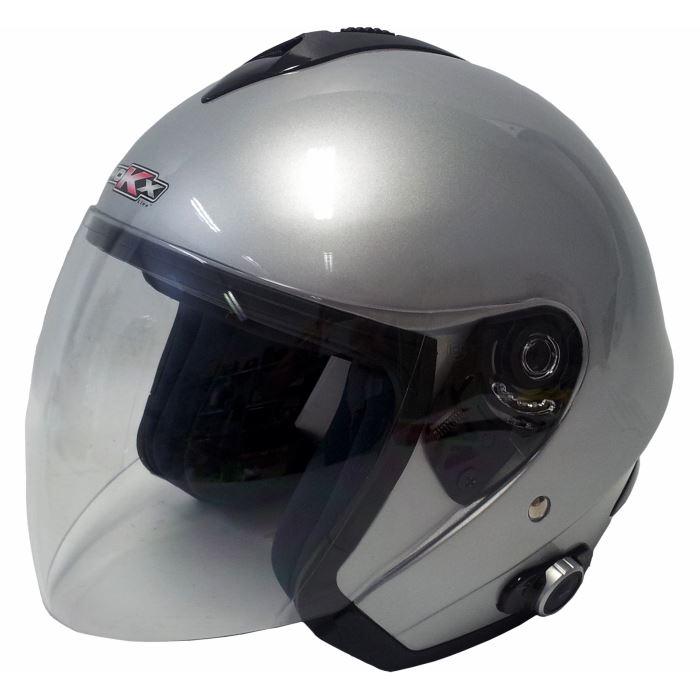 Casque moto bluetooth pas cher
