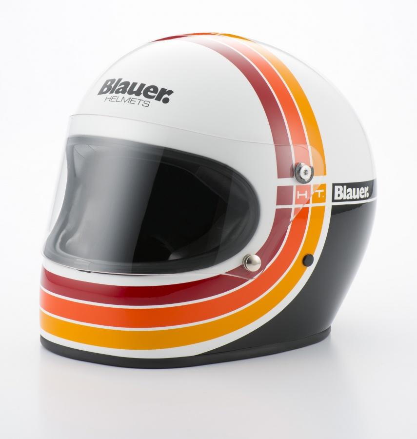 Casque moto année 80