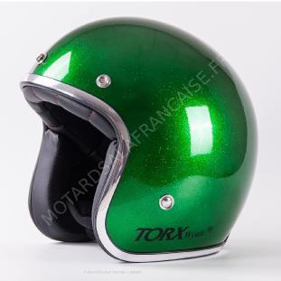Casque Moto Vert Auto Moto Et Pièce Auto