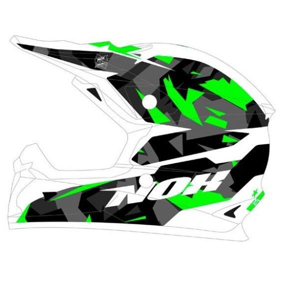 Casque moto 53