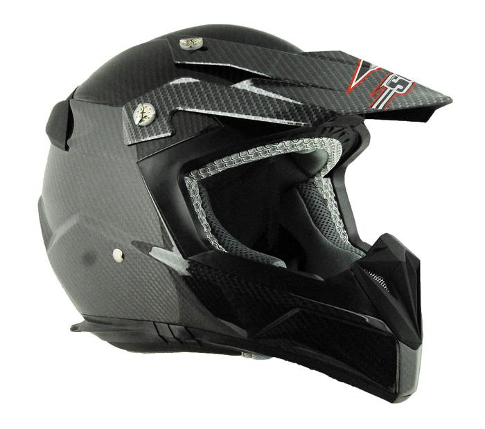 Casque moto cross pour vtt