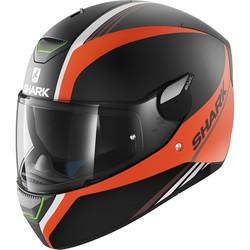Un casque de moto