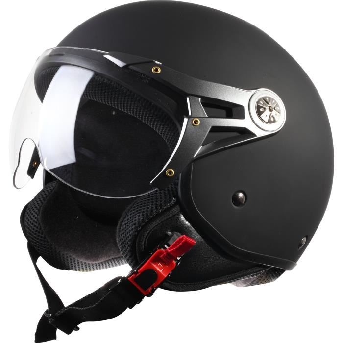 Casque moto 50cc pas cher
