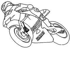 Casque Moto à Colorier Auto Moto Et Pièce Auto