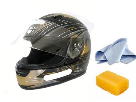 Nettoyage casque moto shoei