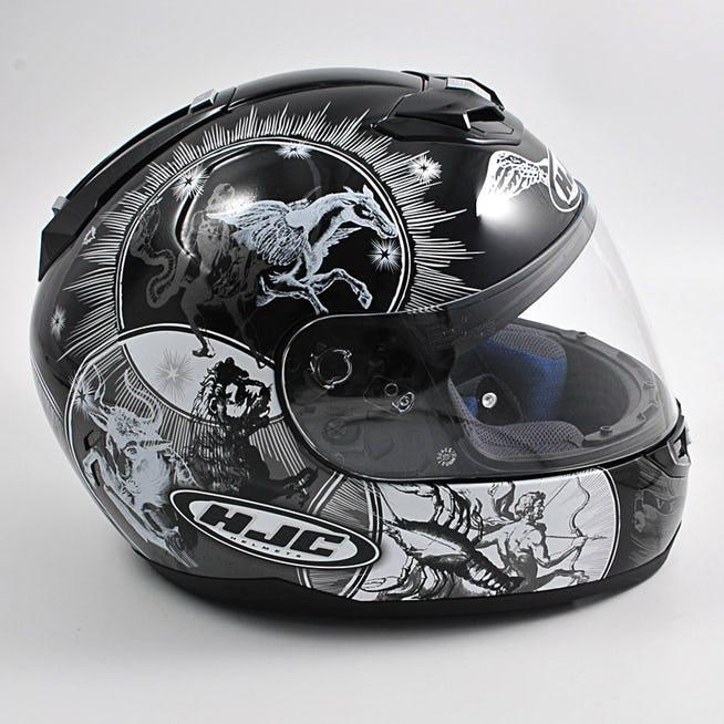 Casque moto hjc fs 11