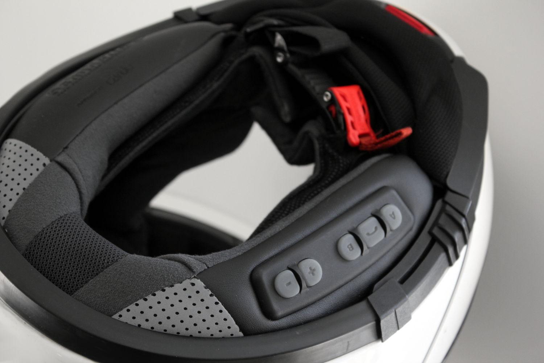 Casque Moto Integral Bluetooth Intégré Auto Moto Et Pièce Auto