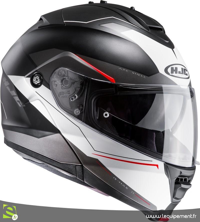 Casque moto modulable design