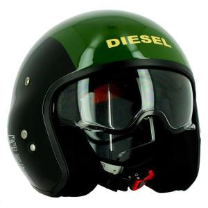 Casque moto jet diesel