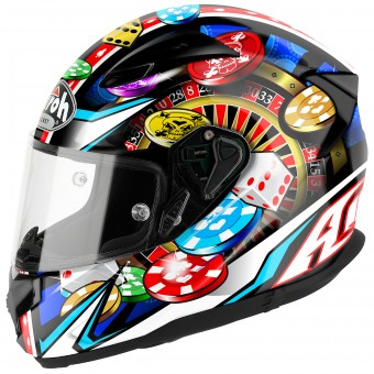 Usinage casque moto cross