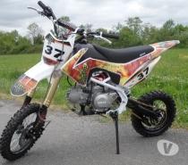 Moto cross occasion aisne