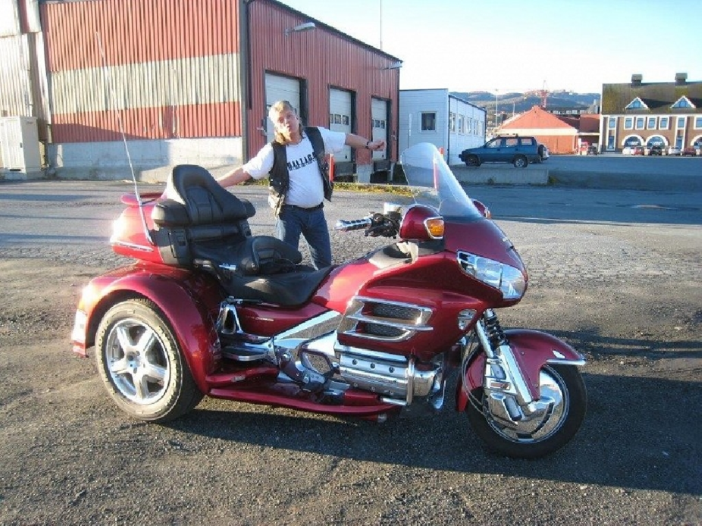 moto honda goldwing 3 roues occasion auto moto et pi ce auto. Black Bedroom Furniture Sets. Home Design Ideas