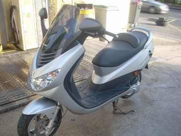 Scooter occasion elystar 50cc