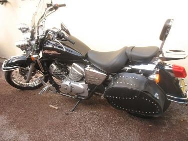 Moto 125 occasion honda shadow