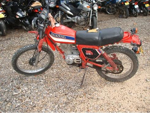 Motos occasion honda 125
