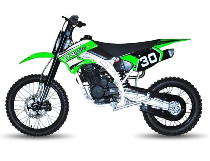 Moto cross freestyle occasion