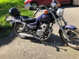 Moto occasion 125 honda rebel