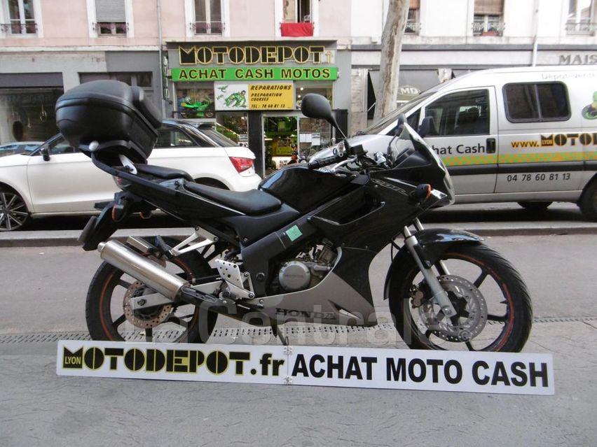 Acheter moto occasion lyon
