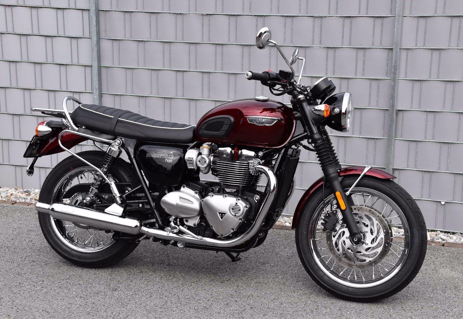 Moto Occasion Triumph Bonneville Auto Moto Et Pièce Auto