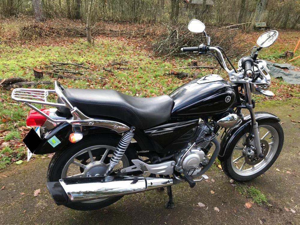 Moto 125 occasion loiret