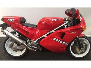 Moto occasion ducati 851