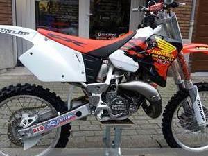 Moto cross occasion liege