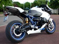 Moto sportive occasion pas cher