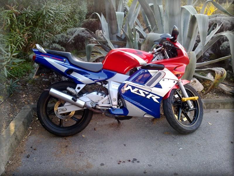 Moto 125 nsr occasion