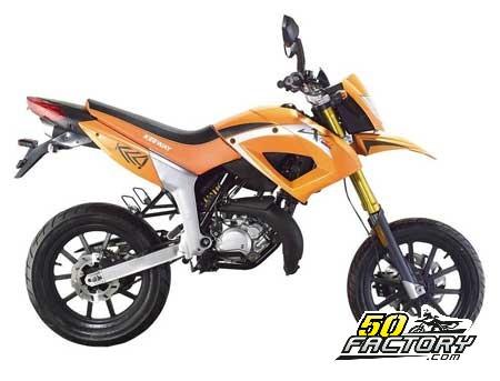 Moto keeway 50cc occasion
