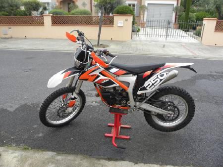 Moto cross occasion la centrale