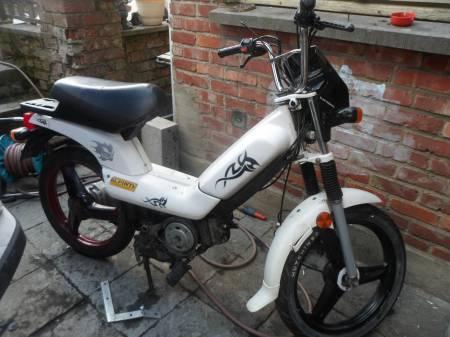 Moto occasion belgique hainaut