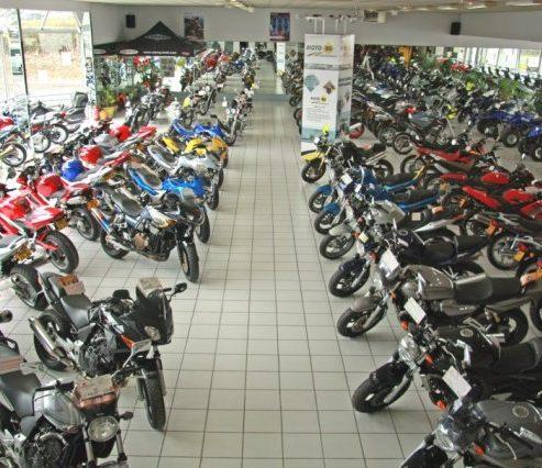 Moto occasion rennes