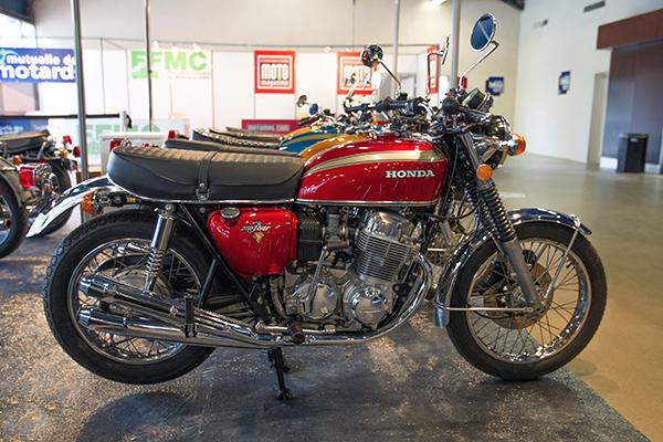 Moto occasion honda 500 four