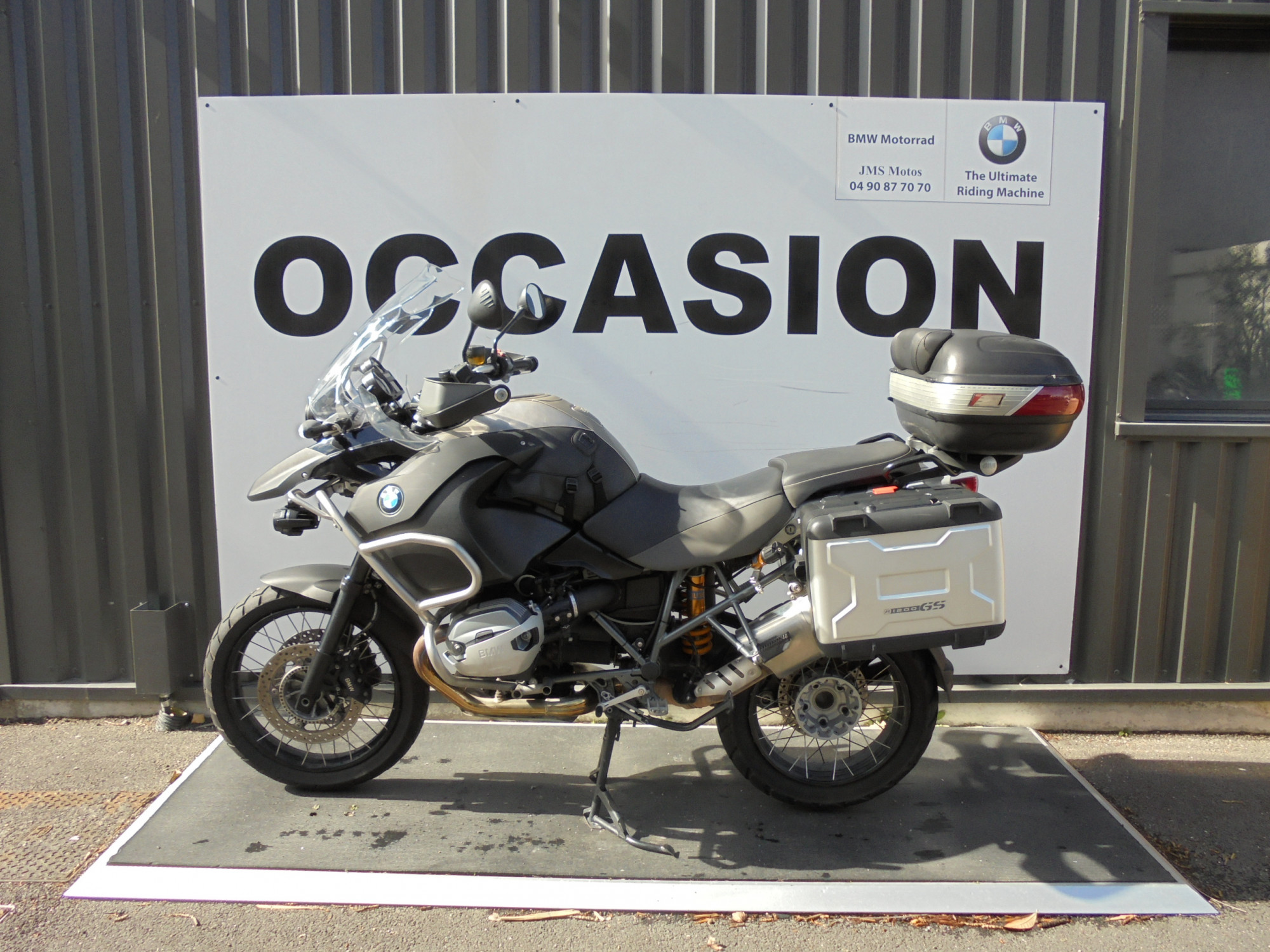 Bmw moto occasion ile de france