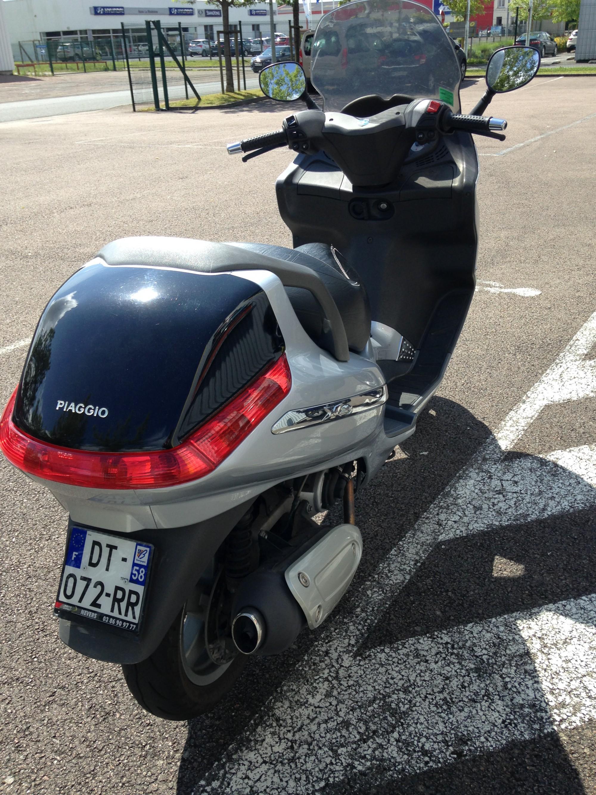 Moto 125 occasion nievre