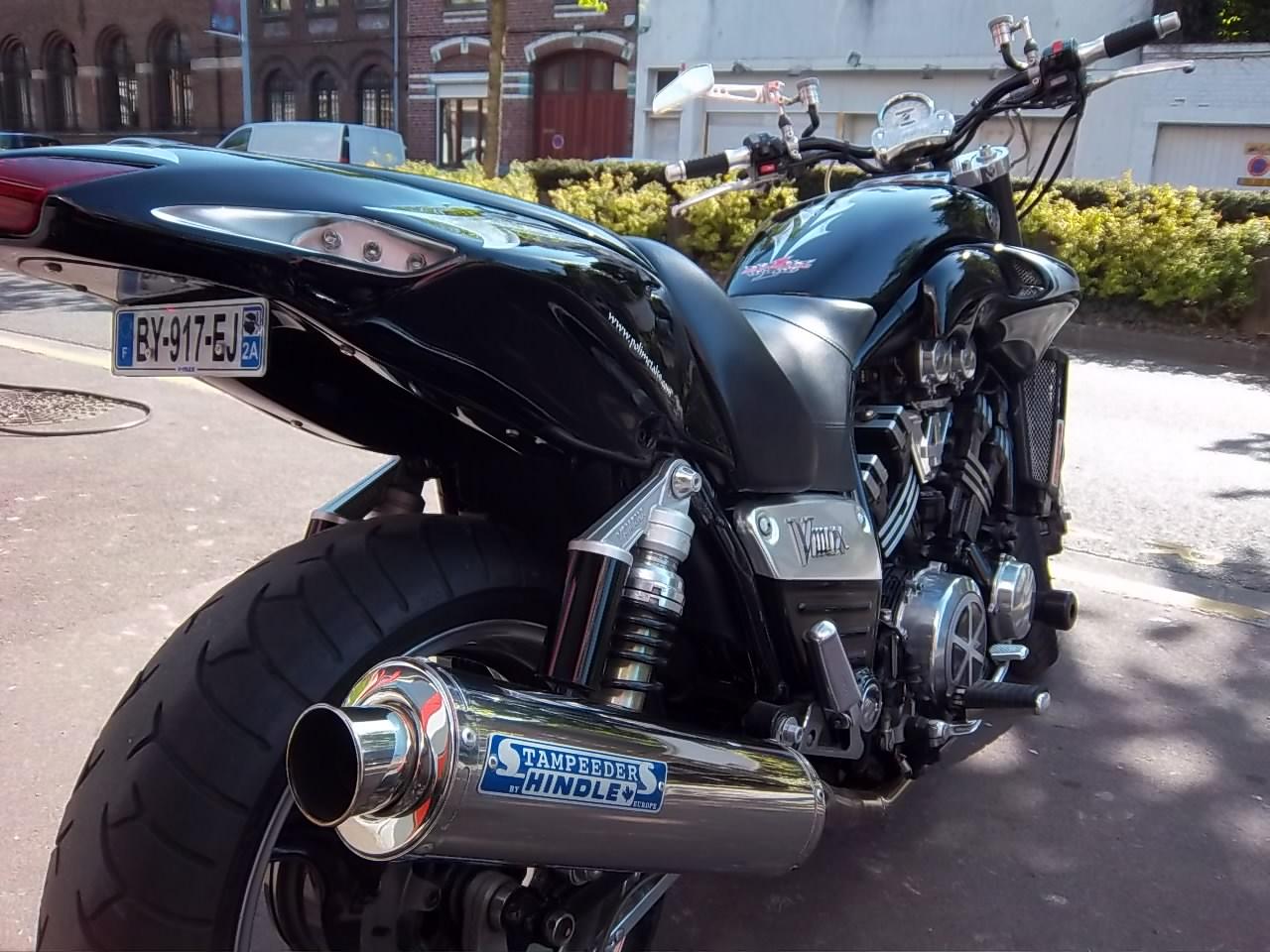 Moto vmax occasion france
