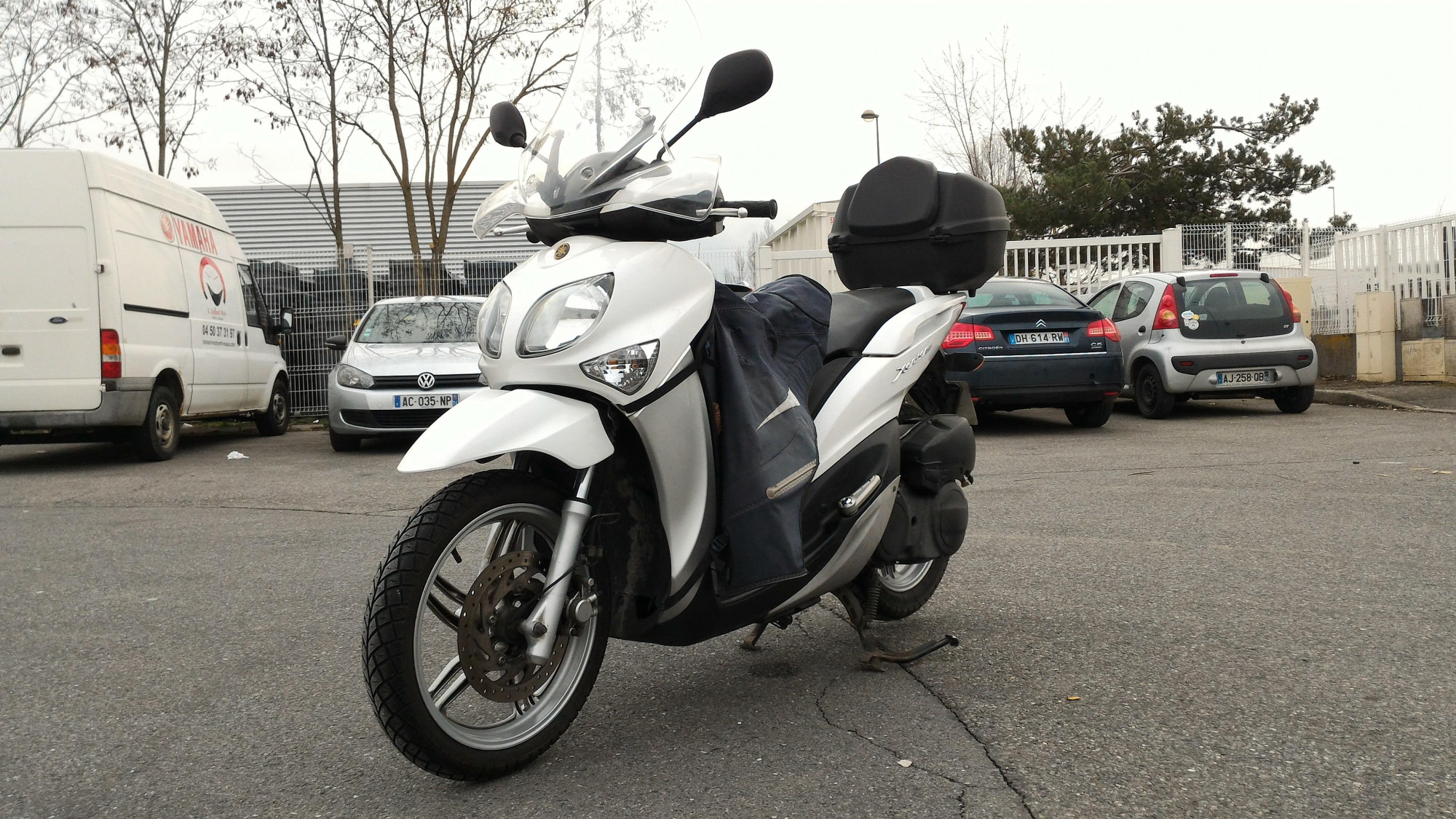 Scooter 125 occasion france