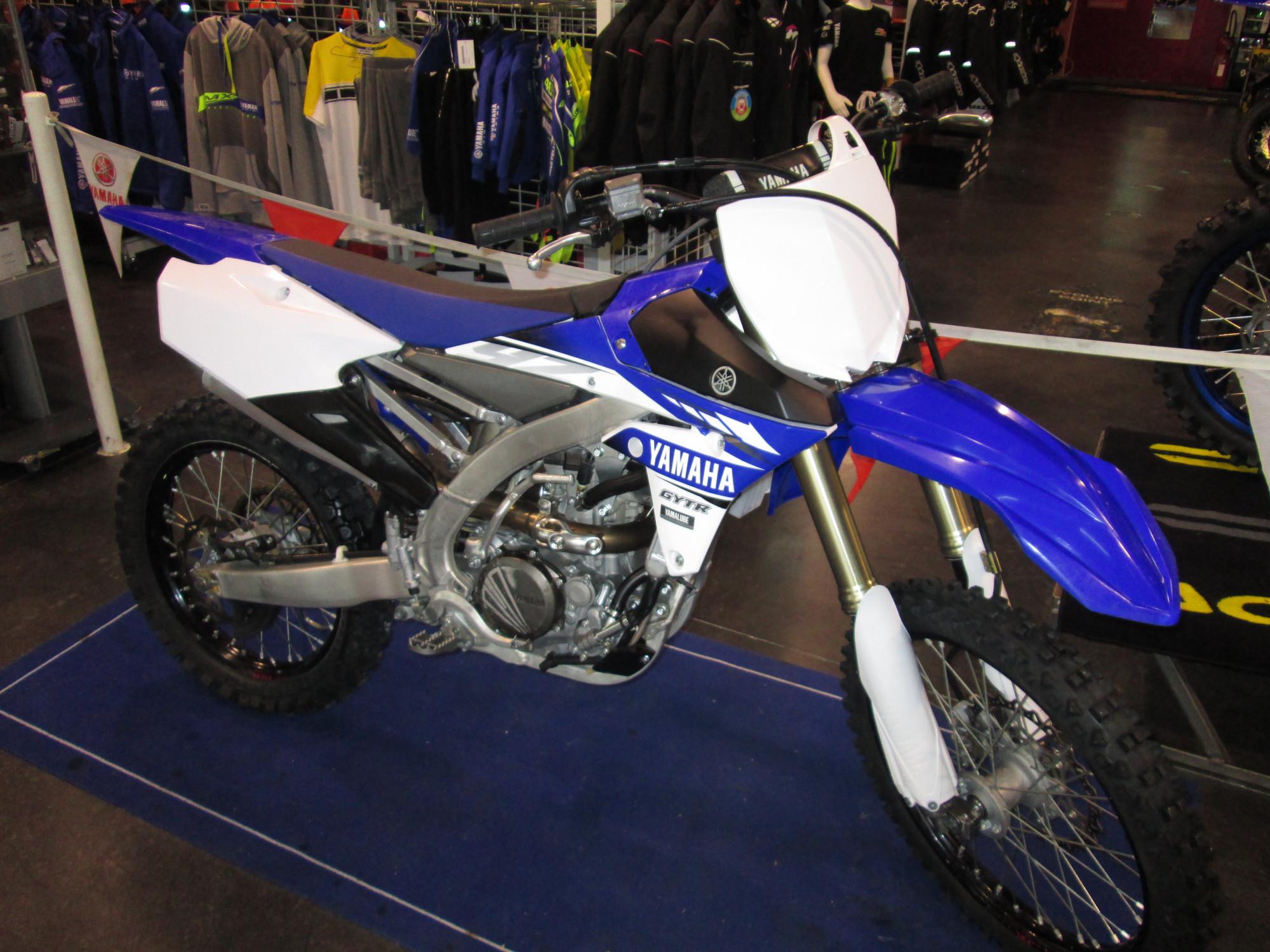 Moto cross occasion calvados