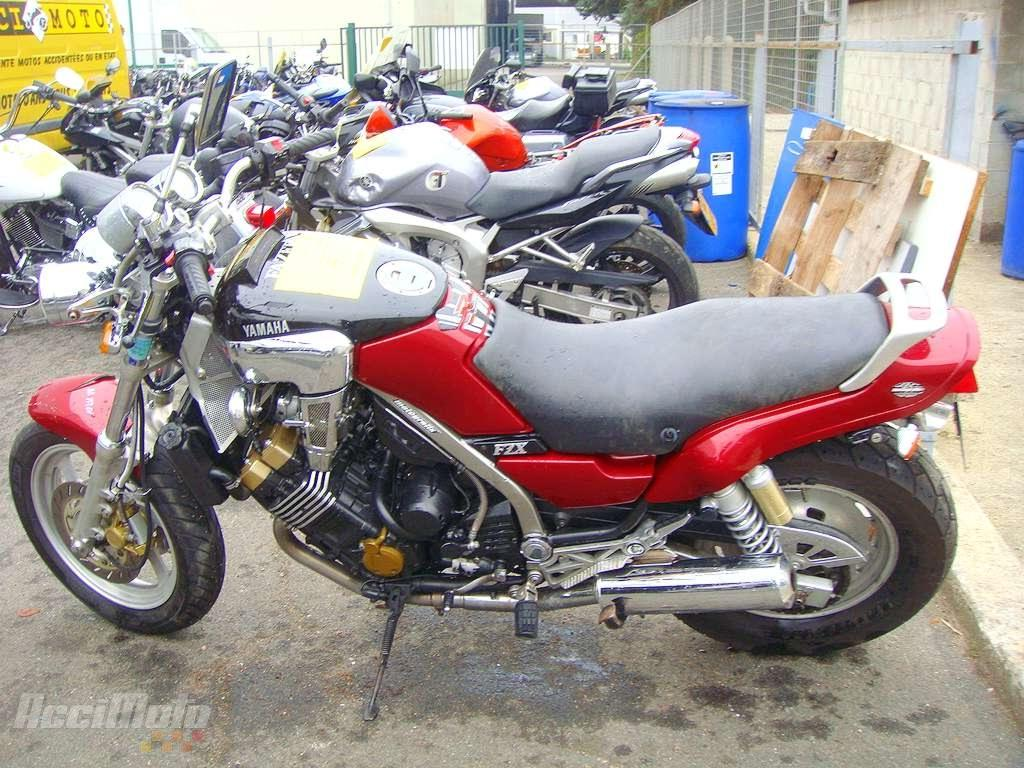 Moto occasion yamaha 750 fzx