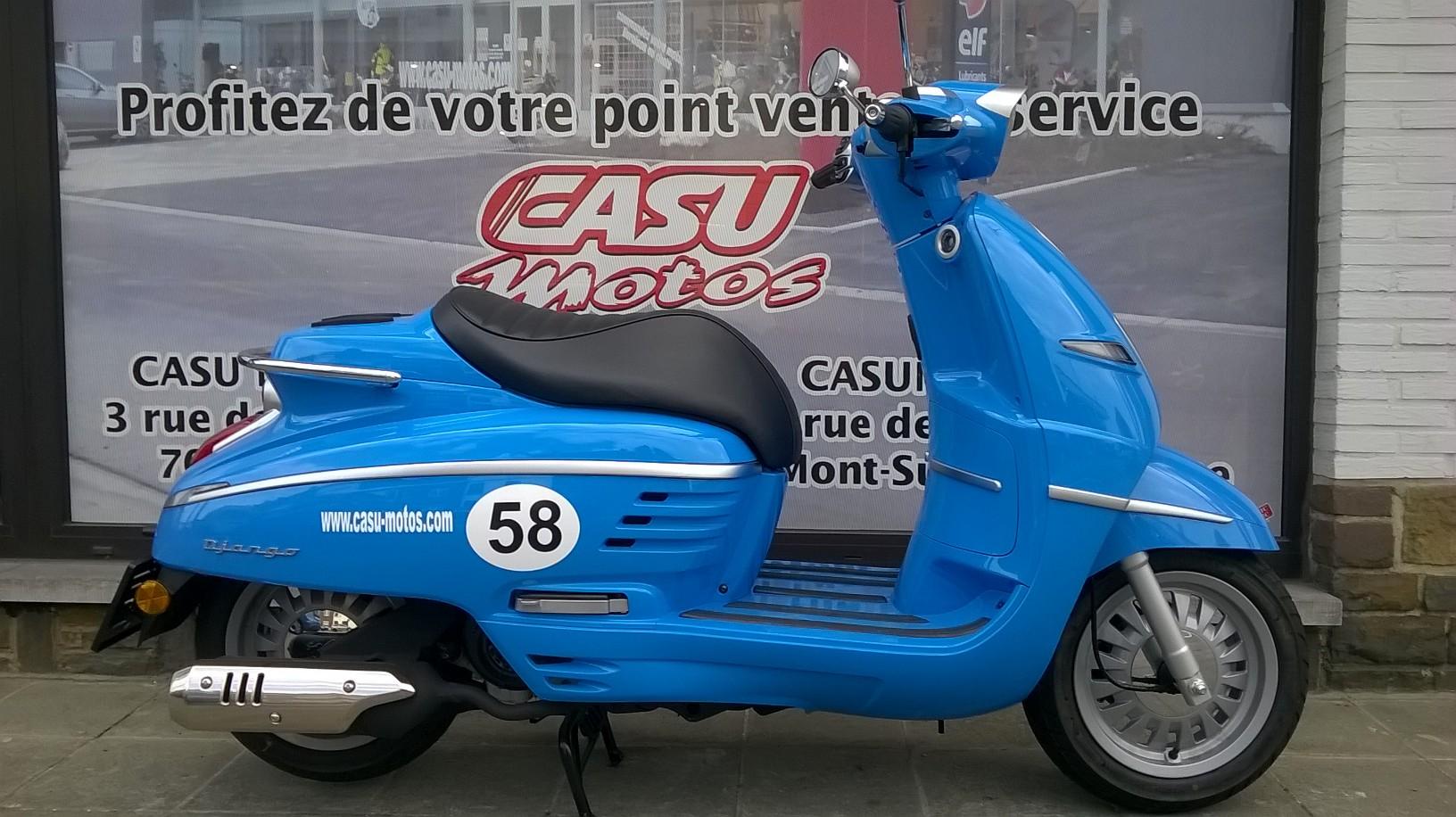 Moto 125 occasion charleroi